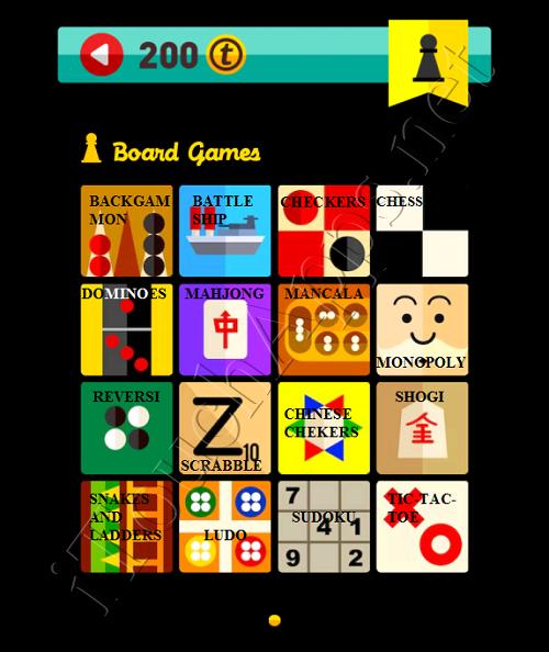 Icon Pop Quiz Answers Board Games