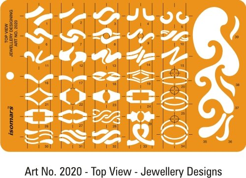 9 Free Jewelry Design Templates Images