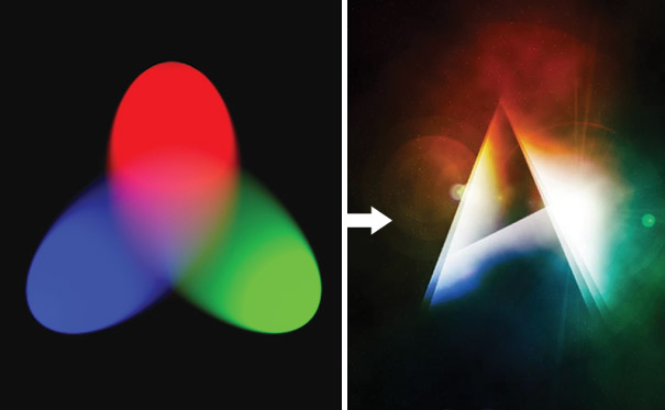 Light Effects Photoshop Tutorials