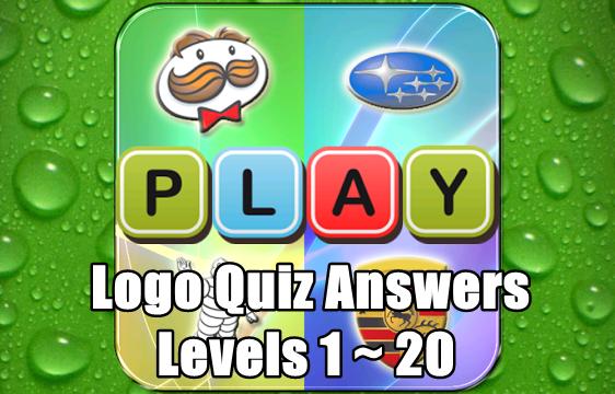 Logo Mix Game Answers Level