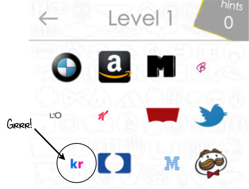 Logos That Start with Kr