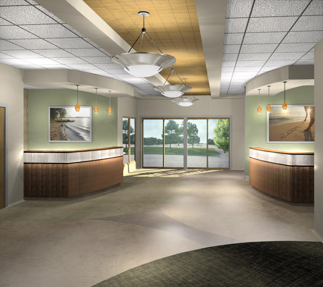 Medical Office Lobby Design
