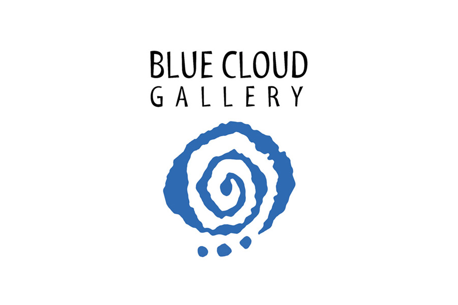 Name Brand with Blue Cloud Logo