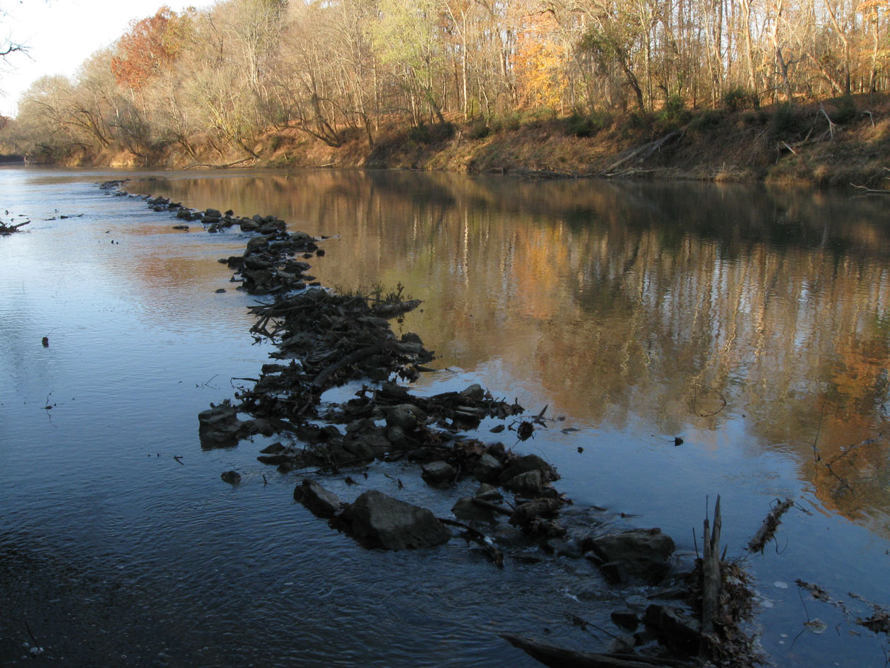 Native American Fish Weirs