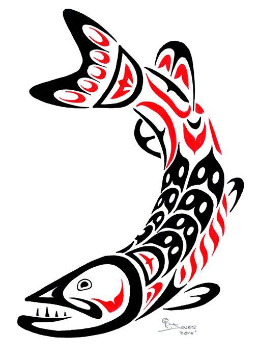 Native American Haida Art