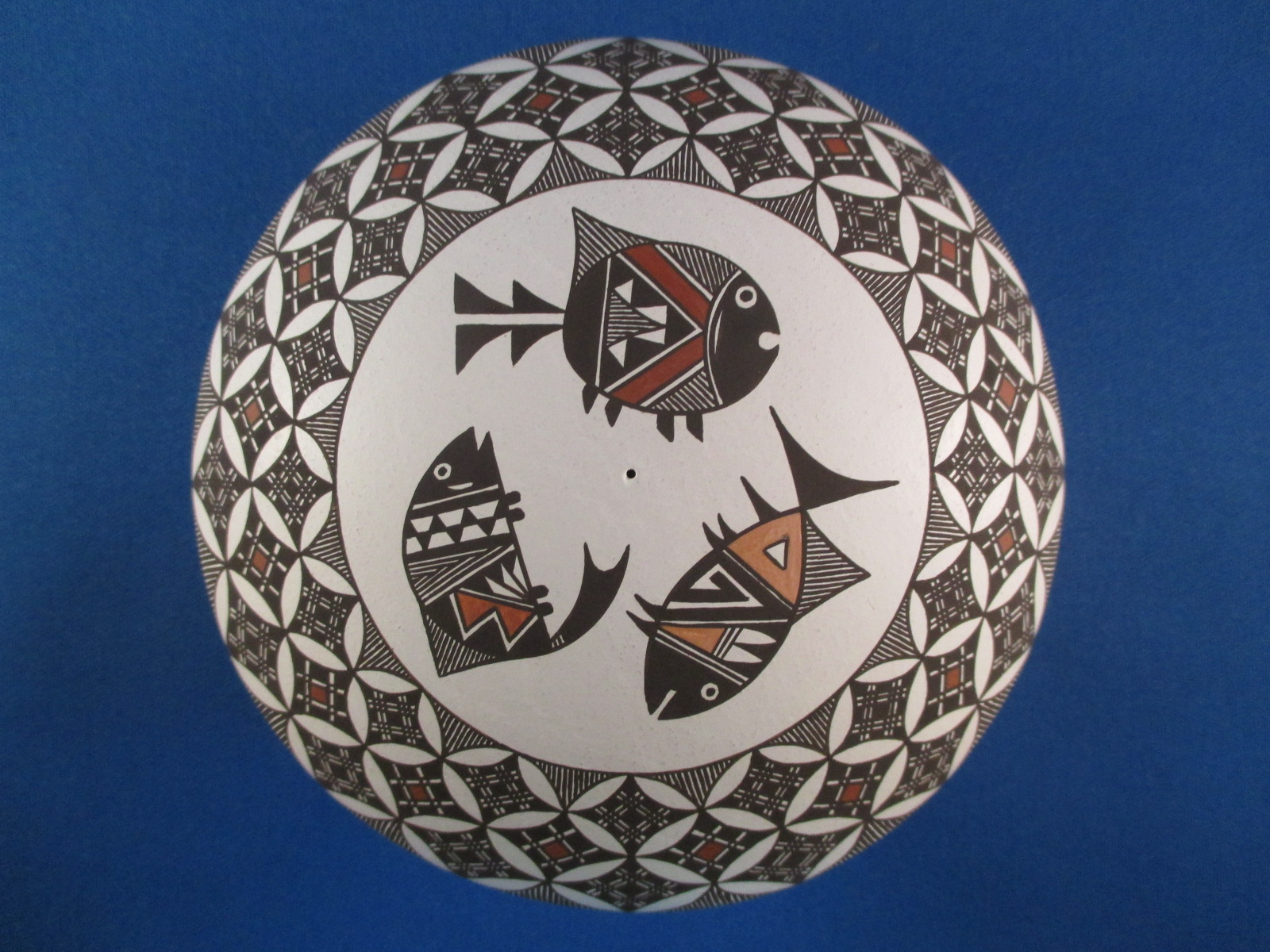 Native American Indian Pottery Designs