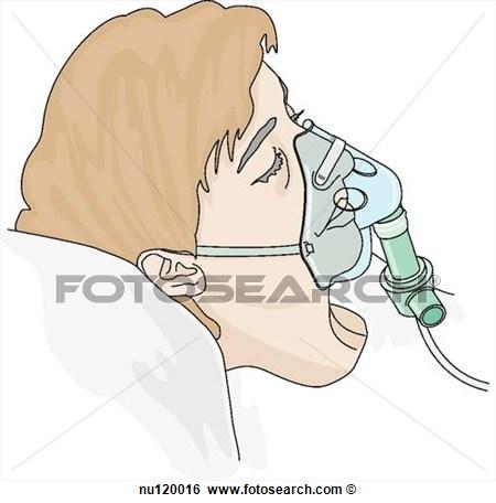 Oxygen Mask Clip Art