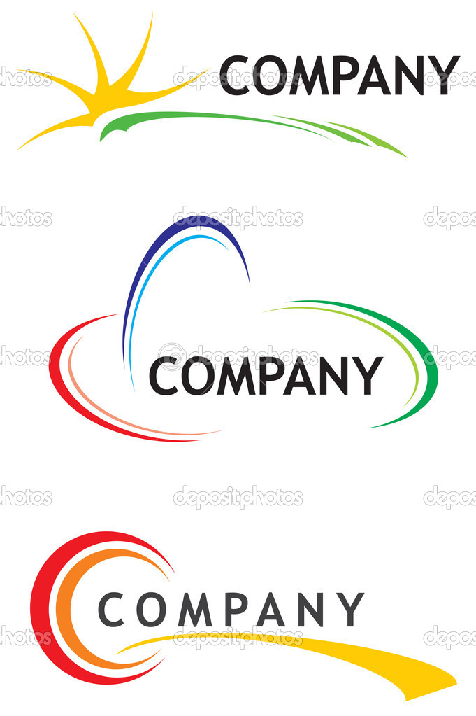 14 business logo design templates images free company for Design a company logo free templates