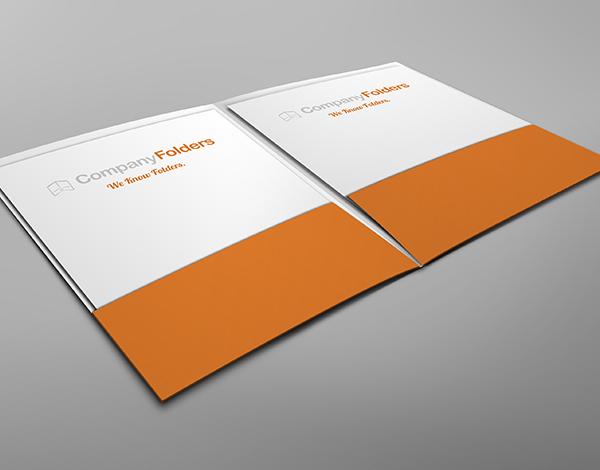 Pocket Folder Template Free