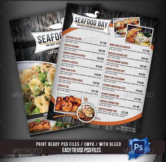 Design your own restaurant menu images create