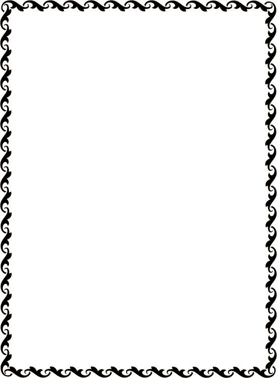 Simple Vector Borders