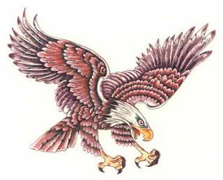 12 Soaring Eagle Designs Images