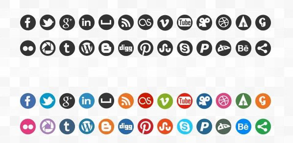 Social Media Icons Vectors Photos and PSD files  Free