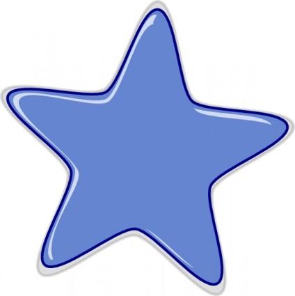 17 Free Vectors Clip Art Stars Images