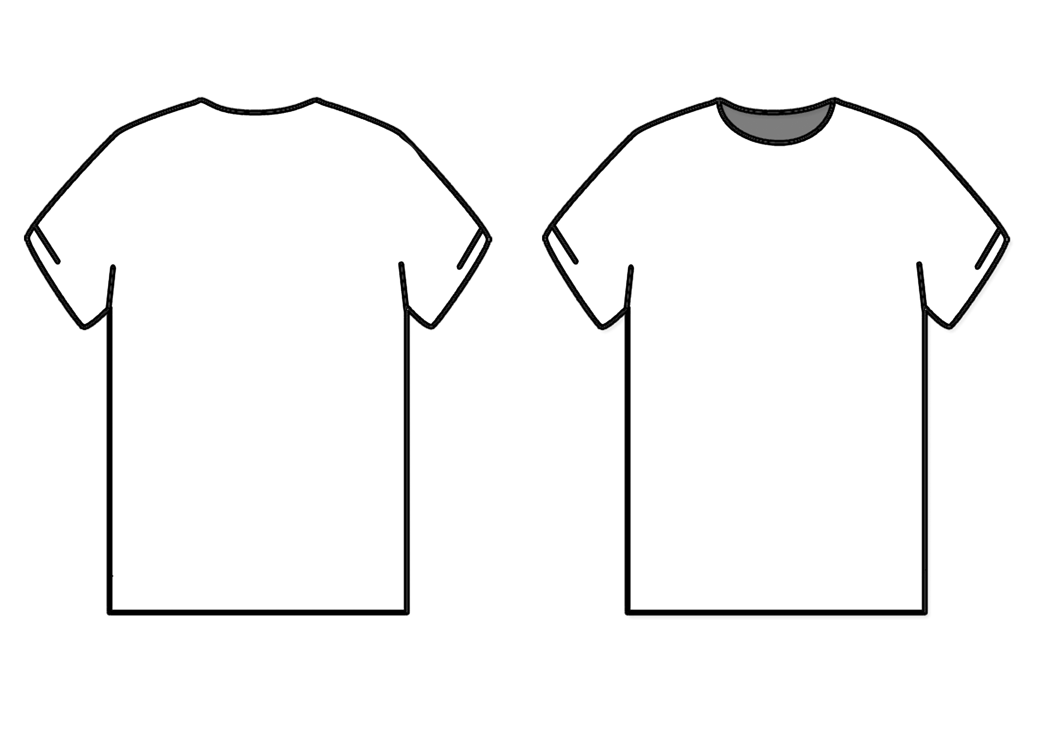 Design t shirt in photoshop template - Design T Shirt Template Photoshop T Shirt Design Template