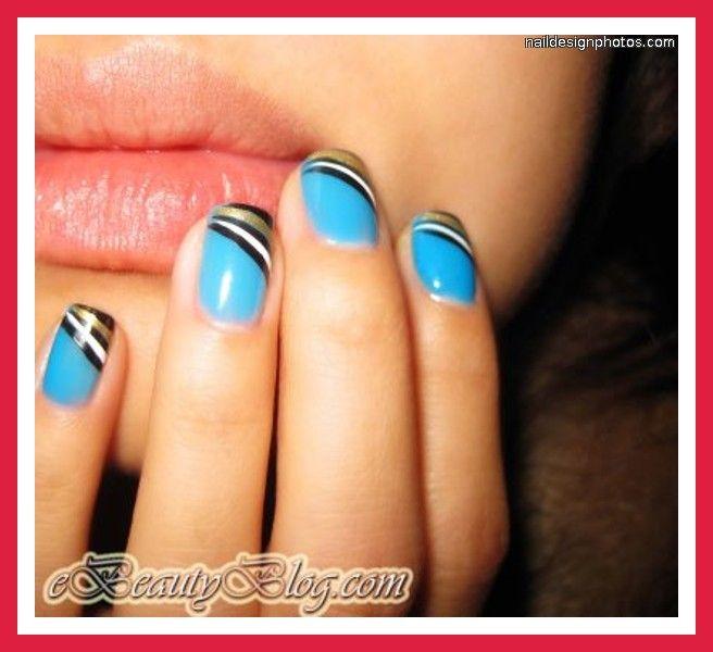 Toe Nail Designs Beginners