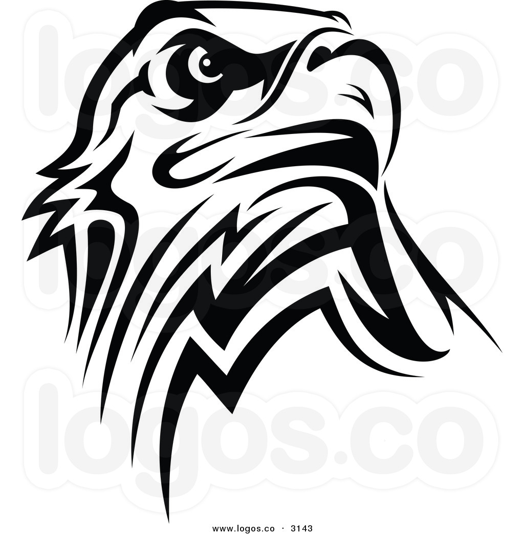 15 Tribal Eagle Vector Images