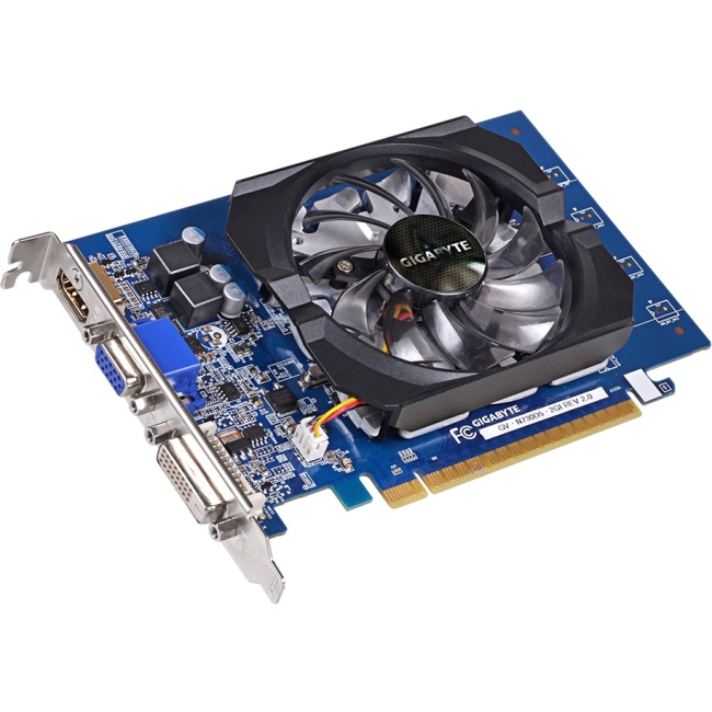 Ultra Durable Gigabyte GeForce GT