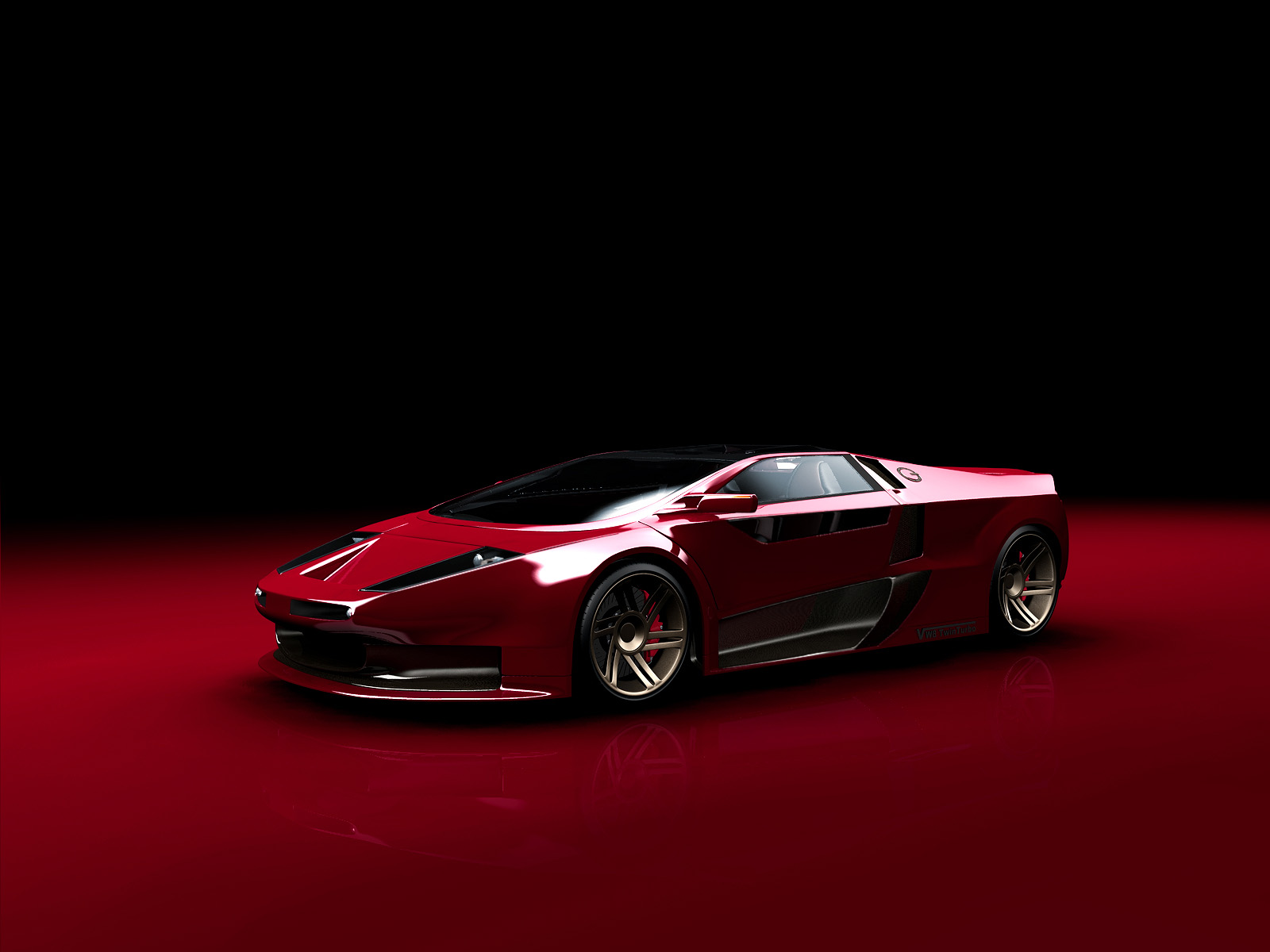 14 Vector Supercars Wallpapers Images