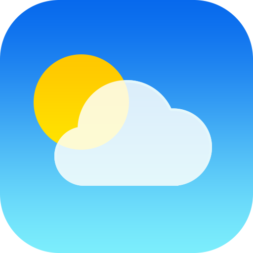 15 IPhone Weather IOS 7 Icons Images