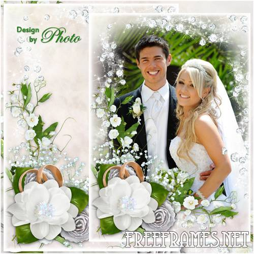 Wedding Celebration Frames