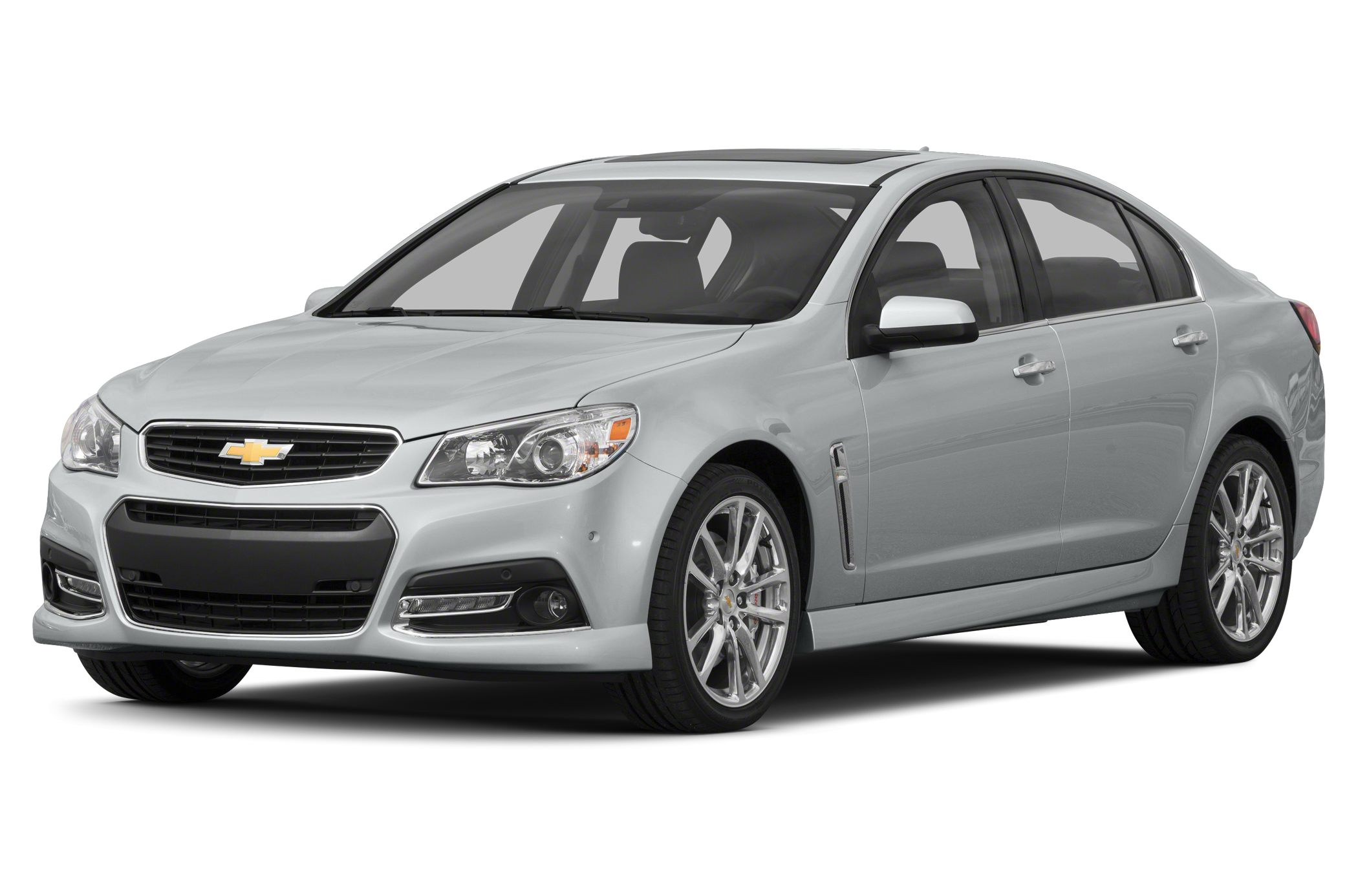 15 Chevy SS Font PNG Images