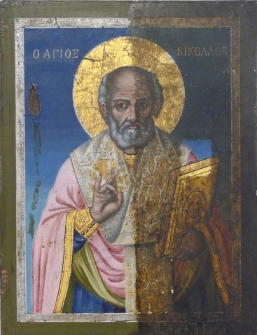 11 Antique Greek Religious Icons Images