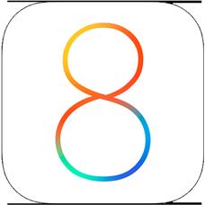 Apple iOS 8 Icons