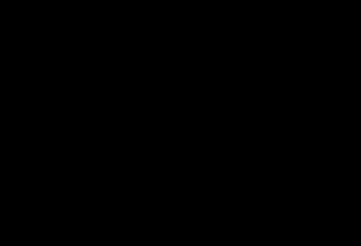 Bandana Border Clip Art Black White