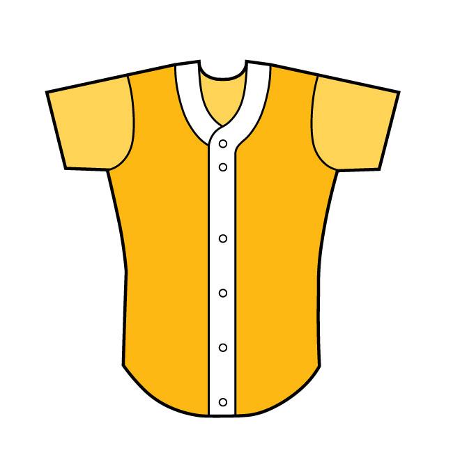 Baseball Jersey Clip Art