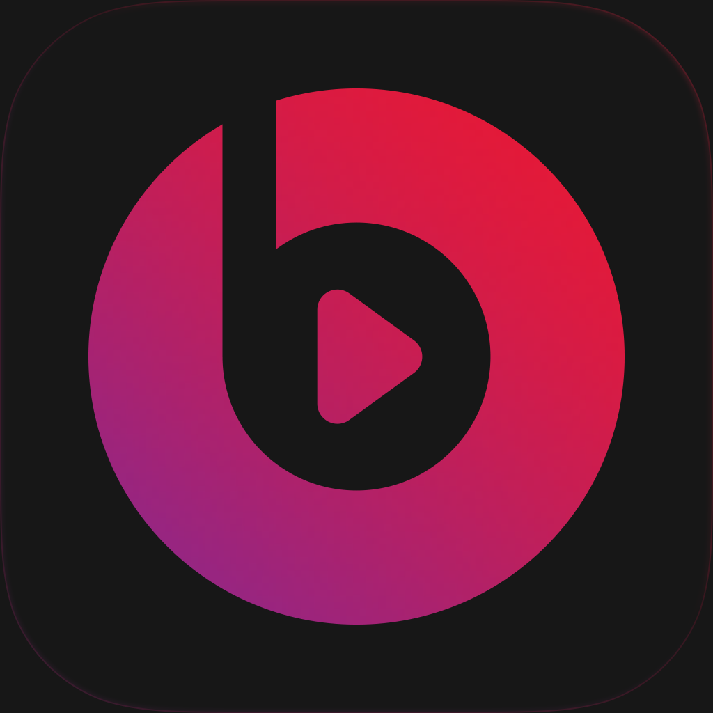 Beats Music App Logo