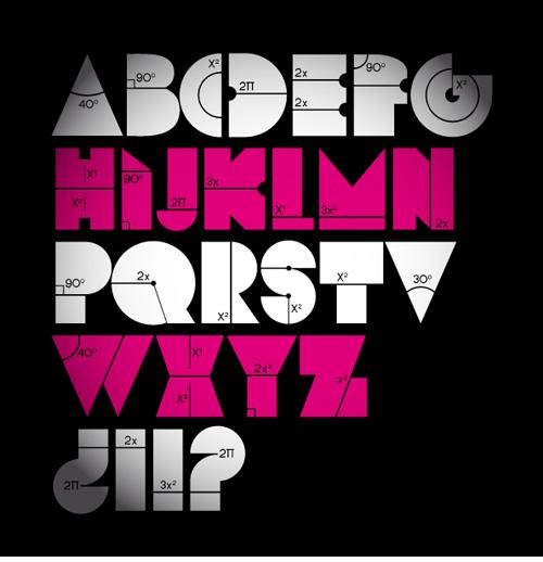 8 Big Bold Fonts Images