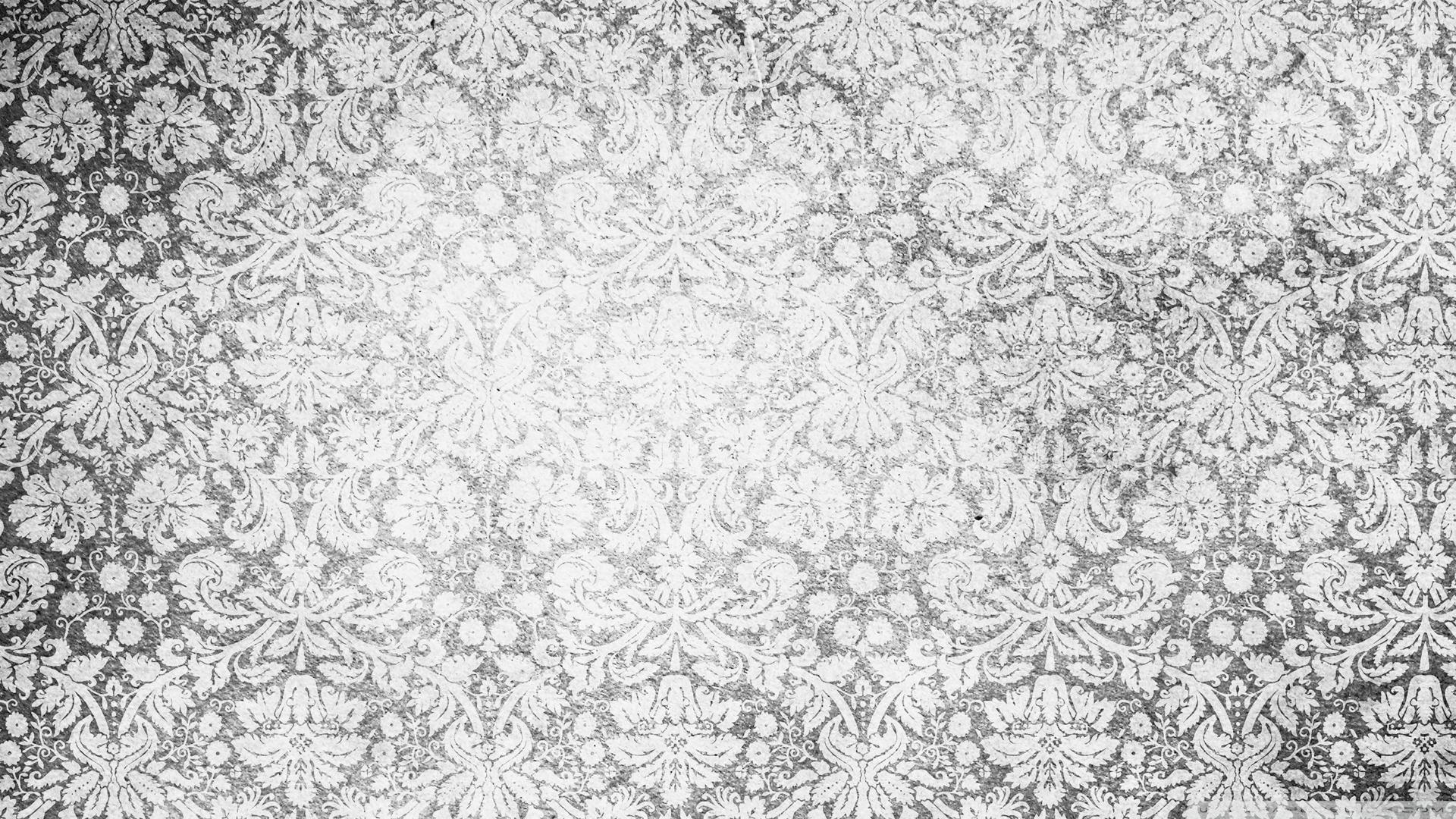 Black and White Vintage Patterns
