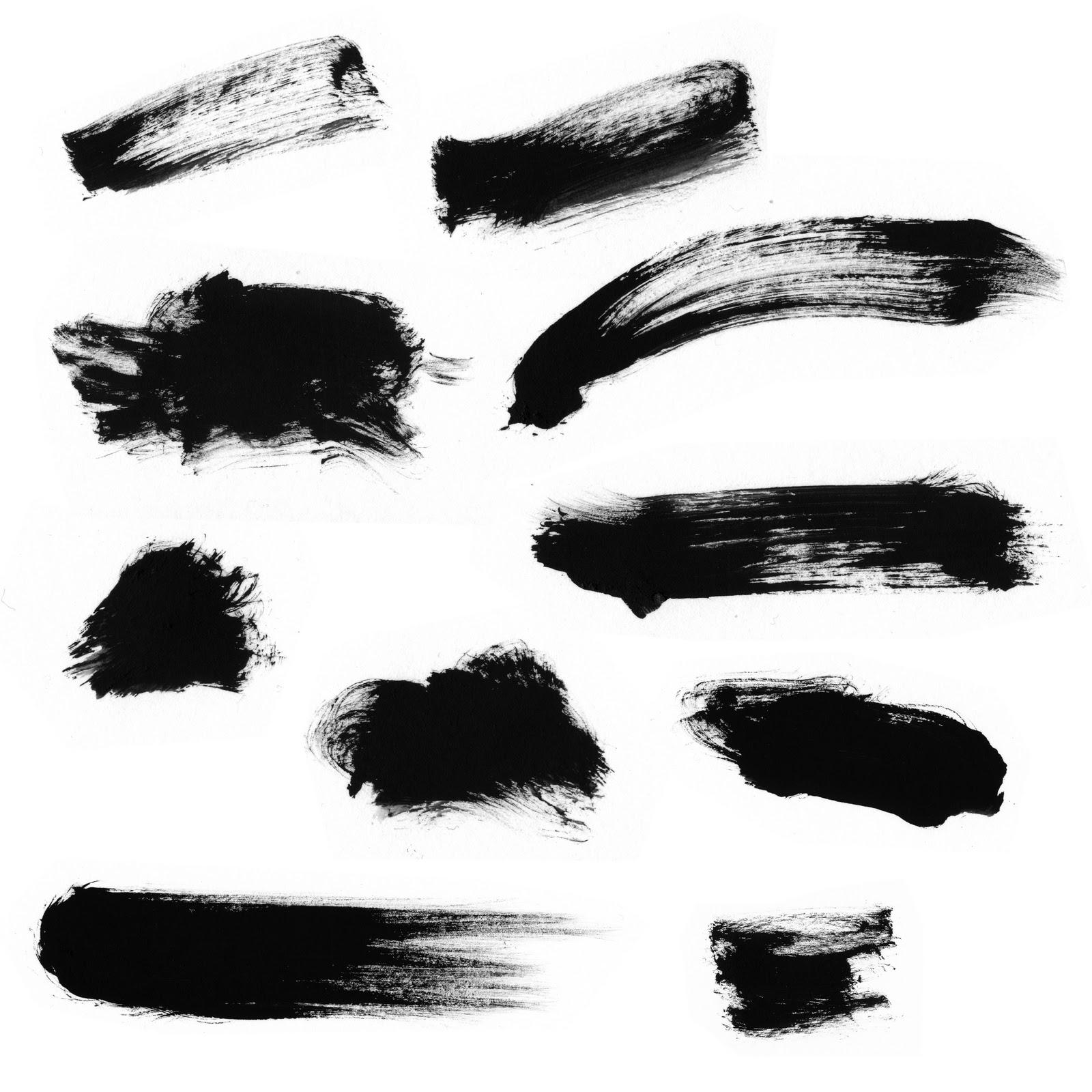 12 paint stroke psd images paint brushstroke paint