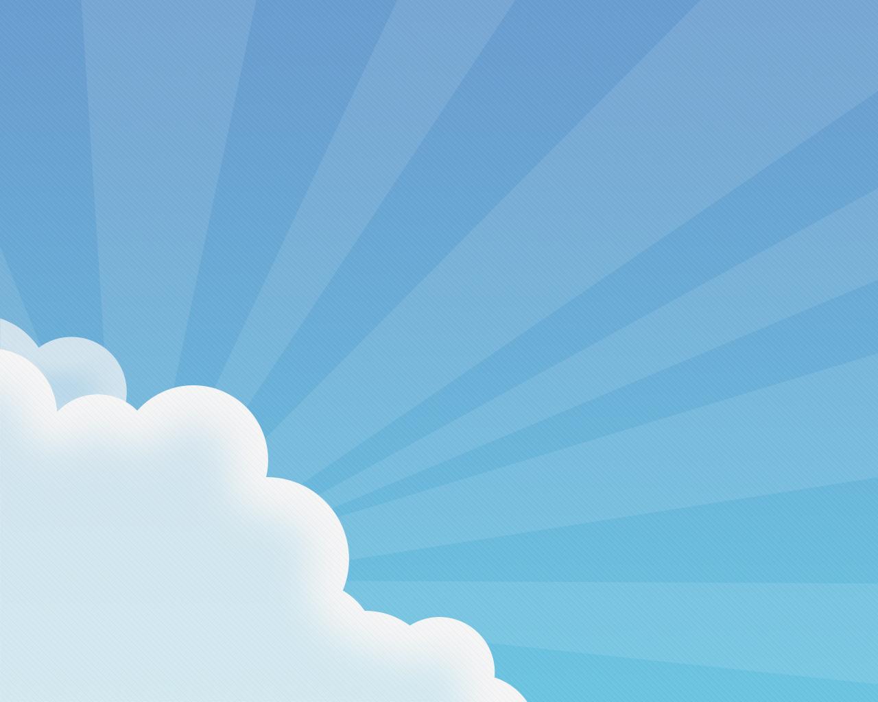 14 Cloud Vector Clip Art Free Images