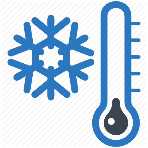 Cold Thermometer Icon
