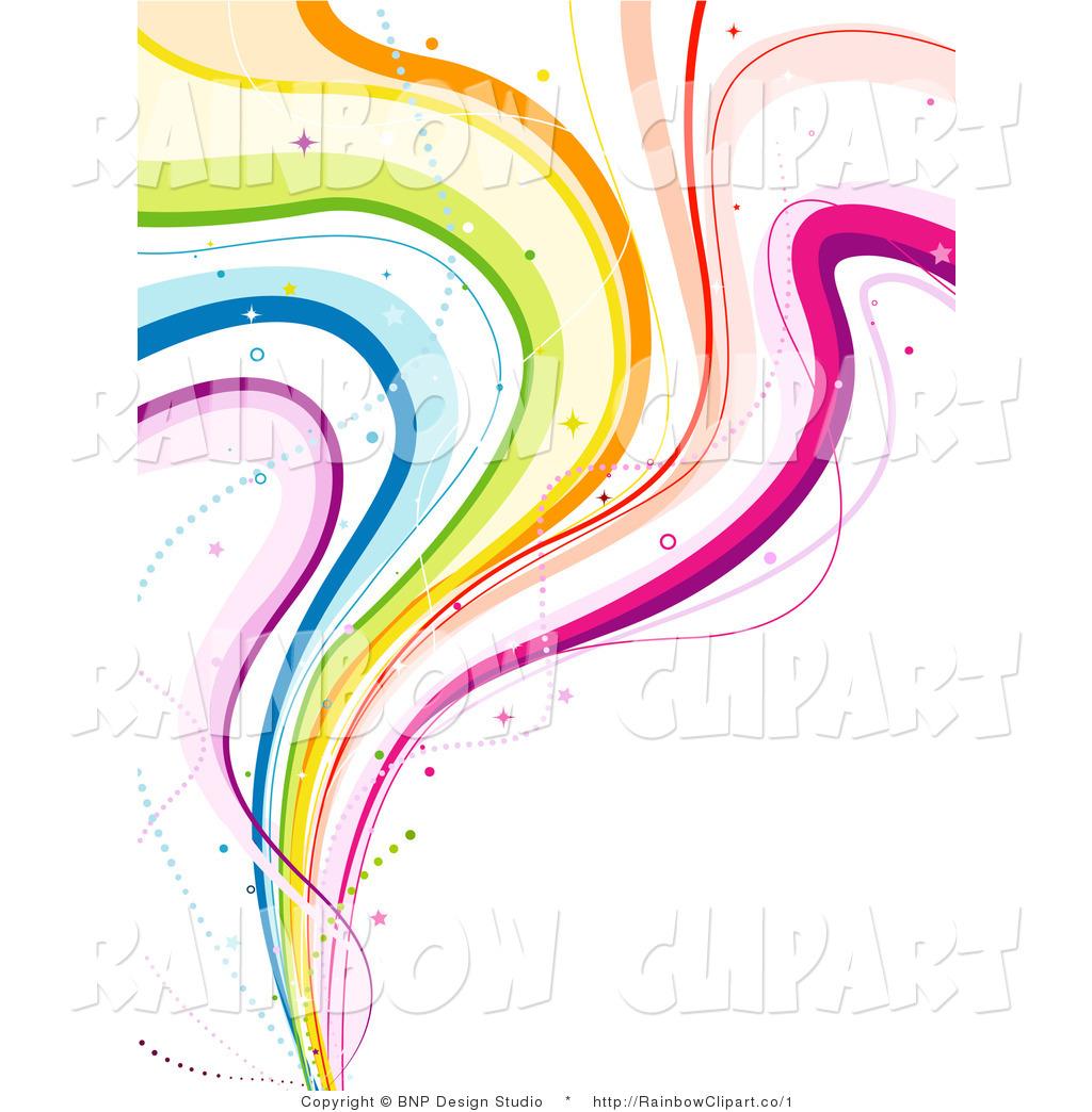Colorful Rainbow Clip Art
