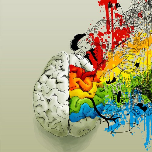 Creative Brain Art