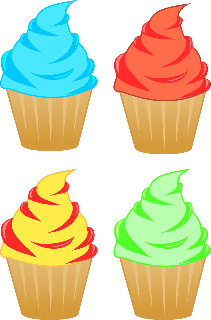 Cupcake Design Vector : 12 Cupcake Vector Png Icon Images - Cupcake Illustrator ...