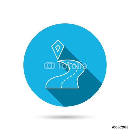 Destination Icon Pointer