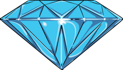16 Diamond Vector PSD Images