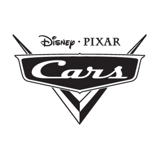 12 Disney Cars Vector Images