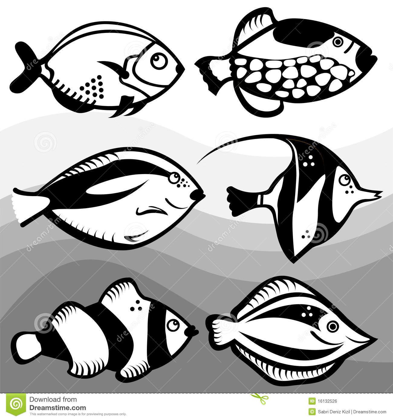 Fish Vector Logo Design