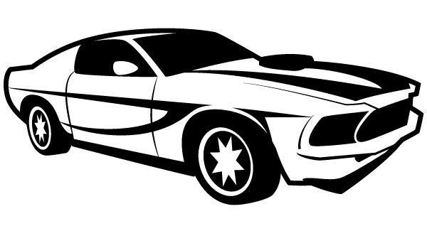 Free Car Vector Clip Art
