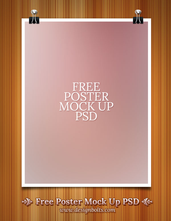 16 Poster Design Free PSD Templates Images