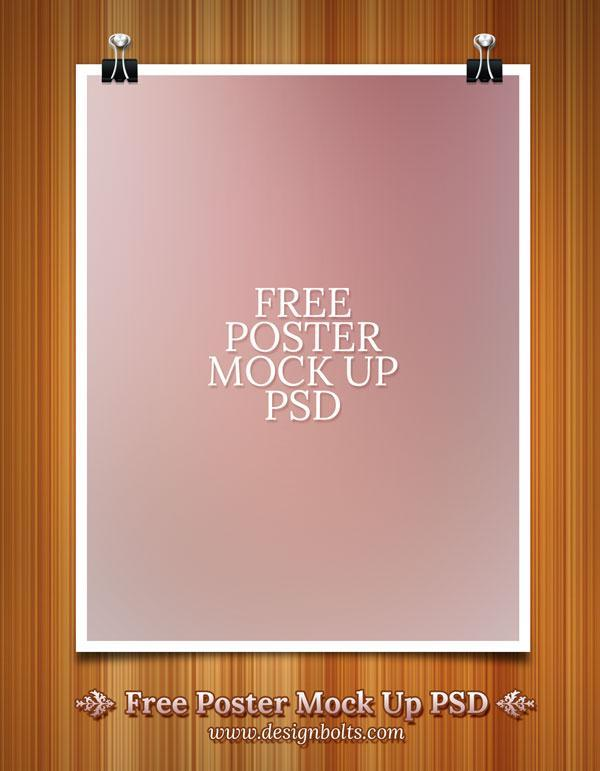 Free Download Poster Design Template