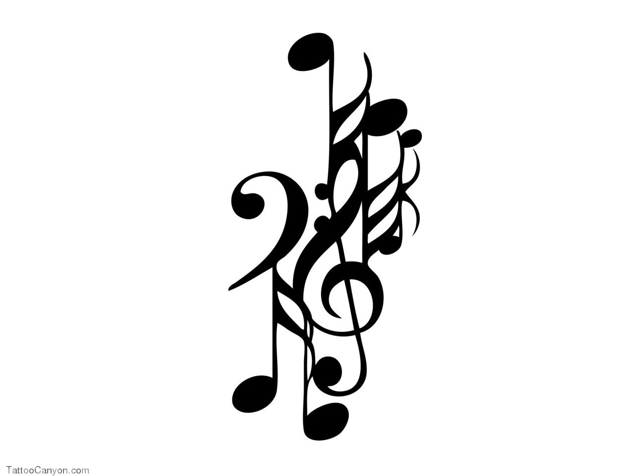 9 Music Notes Design Images