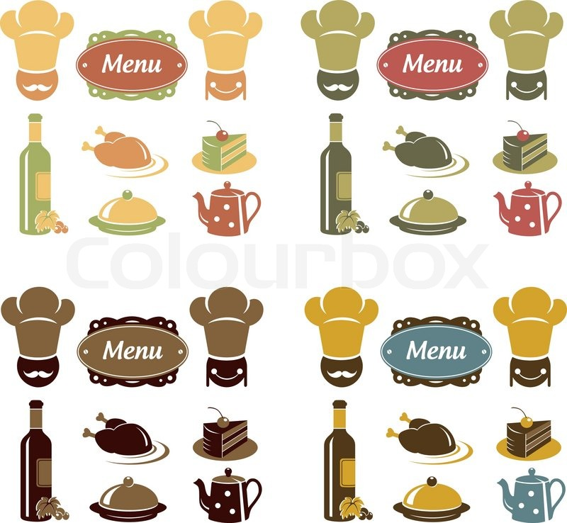 Free Restaurant Menu Icons