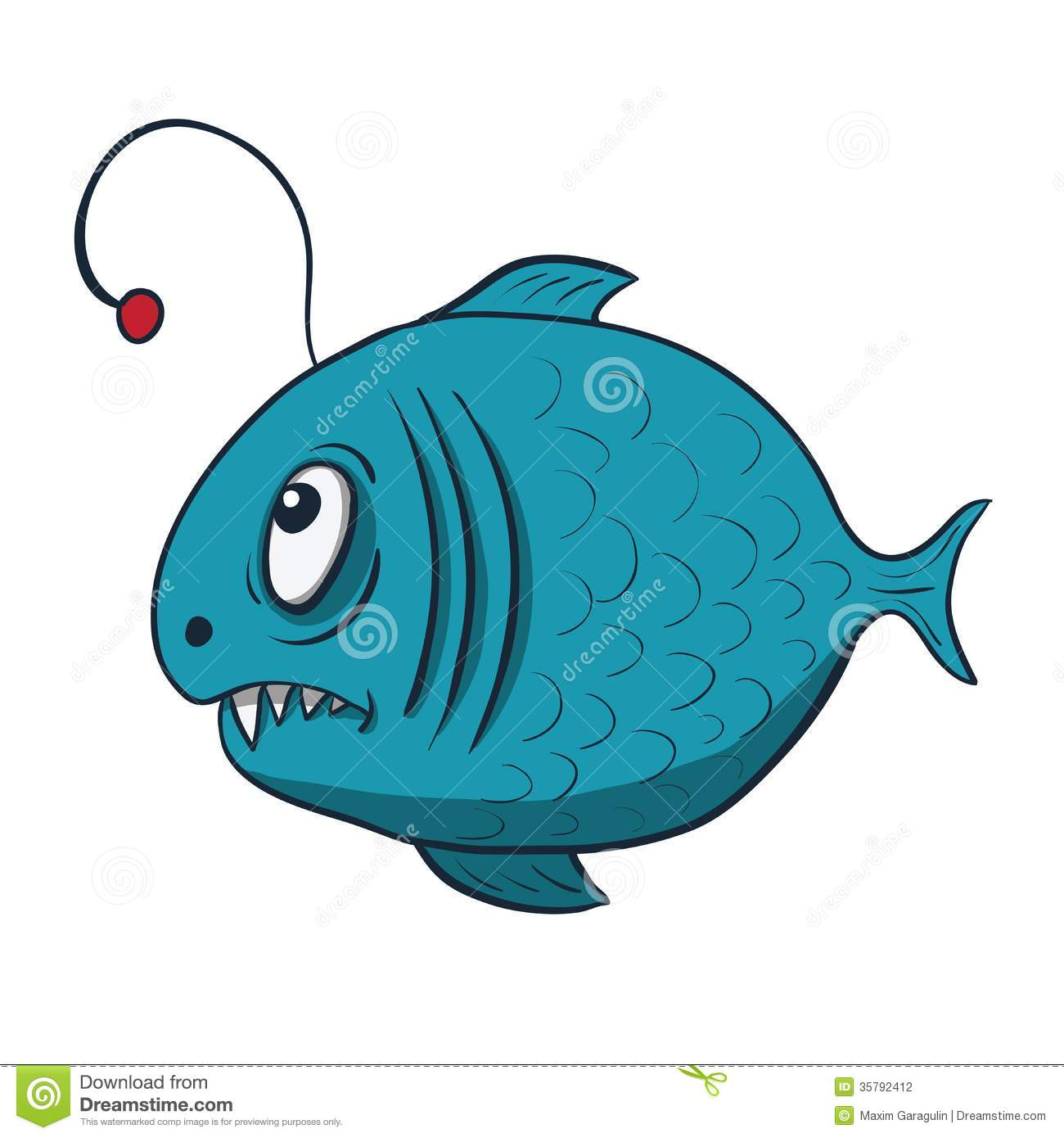 Funny Fish Cartoons