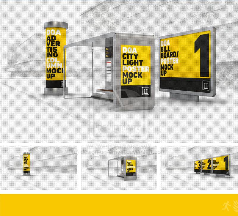 Graphic Design Mock Up